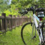 サイクリングと青空ビール